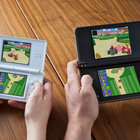 Nintendo DSi XL games console - photo 1