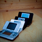 Nintendo DSi XL games console - photo 10