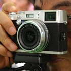 First Look: Fujifilm FinePix X100 - photo 1