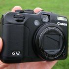 Canon PowerShot G12   review - photo 1