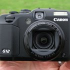 Canon PowerShot G12   review - photo 2