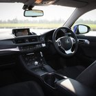 Lexus CT200h SE-I   review - photo 8