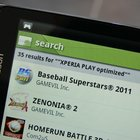 Sony Ericsson Xperia Play   - photo 22