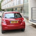 Toyota Yaris 1.33 T Spirit 5 door review - photo 13