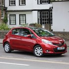 Toyota Yaris 1.33 T Spirit 5 door review - photo 22