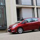 Toyota Yaris 1.33 T Spirit 5 door review - photo 23