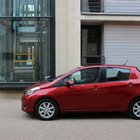 Toyota Yaris 1.33 T Spirit 5 door review - photo 24