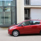 Toyota Yaris 1.33 T Spirit 5 door review - photo 28