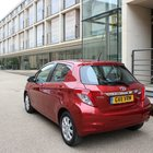 Toyota Yaris 1.33 T Spirit 5 door review - photo 7