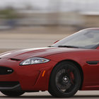 Jaguar XKR-S convertible  - photo 12
