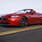 Jaguar XKR-S convertible  - photo 26