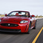 Jaguar XKR-S convertible  - photo 27
