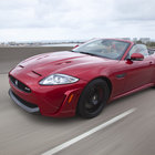 Jaguar XKR-S convertible  - photo 3