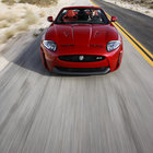 Jaguar XKR-S convertible  - photo 33