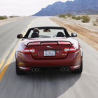 Jaguar XKR-S convertible  - photo 34