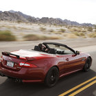 Jaguar XKR-S convertible  - photo 38