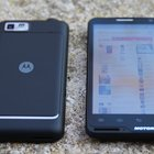 Motorola Motoluxe review - photo 3