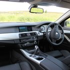 BMW 520 Efficient Dynamics review - photo 24