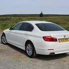 BMW 520 Efficient Dynamics review - photo 6