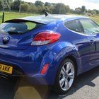 Hyundai Veloster 1.6GDi Sport DCT review - photo 2