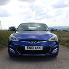 Hyundai Veloster 1.6GDi Sport DCT review - photo 21