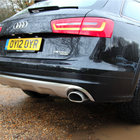 Audi A6 Allroad 3.0 TDI Quattro review - photo 10