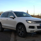 VW Touareg 3.0 TDI with Dynaudio sound system  review - photo 6
