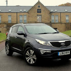 Kia Sportage 2.0 CRDi KX-4 review - photo 1
