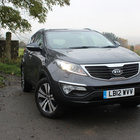 Kia Sportage 2.0 CRDi KX-4 review - photo 10
