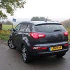 Kia Sportage 2.0 CRDi KX-4 review - photo 14