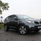 Kia Sportage 2.0 CRDi KX-4 review - photo 15