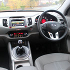 Kia Sportage 2.0 CRDi KX-4 review - photo 8