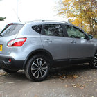 Nissan Qashqai 1.6 dCi n-tec+ review - photo 23