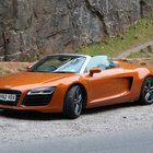 Audi R8 Spyder V8 review - photo 10