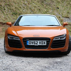Audi R8 Spyder V8 review - photo 11