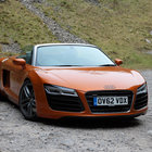 Audi R8 Spyder V8 review - photo 12