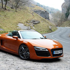 Audi R8 Spyder V8 review - photo 13