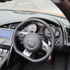 Audi R8 Spyder V8 review - photo 16