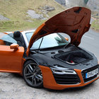 Audi R8 Spyder V8 review - photo 19