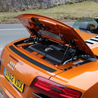 Audi R8 Spyder V8 review - photo 21