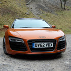 Audi R8 Spyder V8 review - photo 3