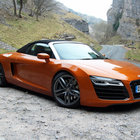 Audi R8 Spyder V8 review - photo 4
