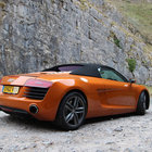 Audi R8 Spyder V8 review - photo 5