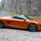 Audi R8 Spyder V8 review - photo 7