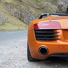 Audi R8 Spyder V8 review - photo 9