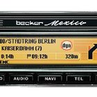 Becker Mexico retro-styled GPS Car Infotainment  - photo 3