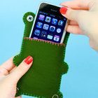 Frog-shaped iPhone cozy launches  - photo 2