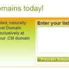 .CM domains ready for pre-order - photo 2