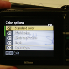 Nikon COOLPIX S1000pj projector camera - photo 16