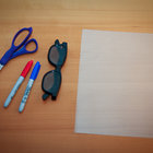 How to make your own 3D glasses  - photo 3